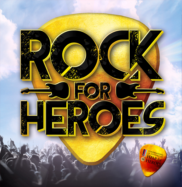Rock for Heroes @ West Cliff Theatre, Clacton