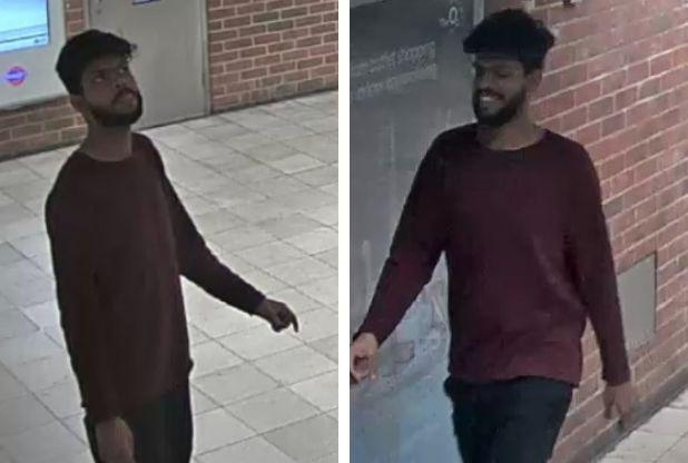 Man wanted in connection to sexual assault at train station