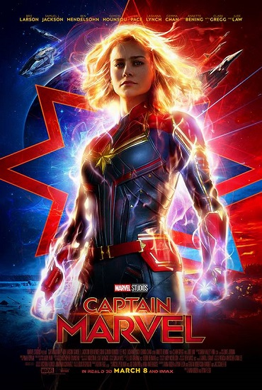 Wicked Wednesday Captain Marvel