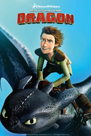 Wicked Wednesday How to train your Dragon