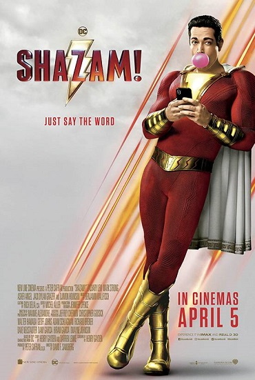 Wicked Wednesday Shazam