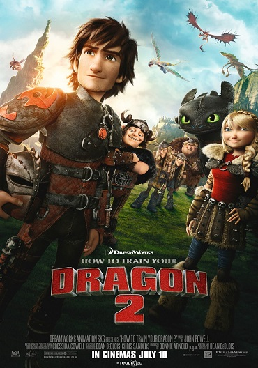 Wicked Wednesday How to train your Dragon 2