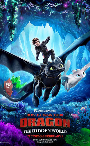 Wicked Wednesday How to train your Dragon 3 Hidden World