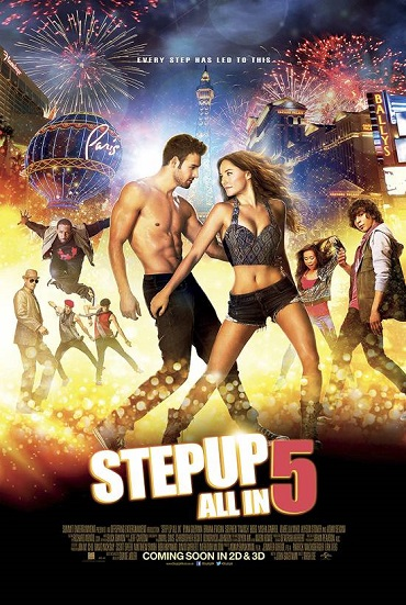 Wicked Wednesday  Step Up 5 - All In