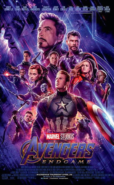Wicked Wednesday  Avengers End Game