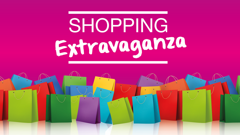 Shopping Extravaganza for Farleigh Hospice