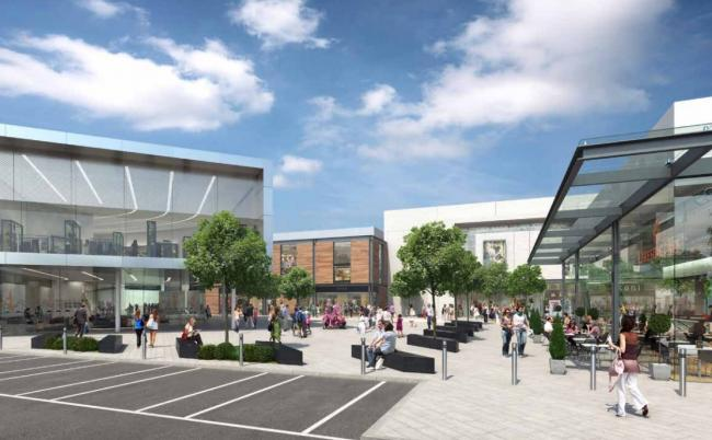 Ambitious - the £168m plans have been approved
