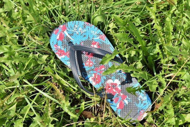 Why driving in flip flops could land you with a fine and points on your licence