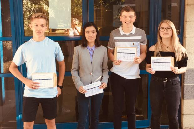 GCSE results day 2019: Southend, Basildon and Castle Point students get their results
