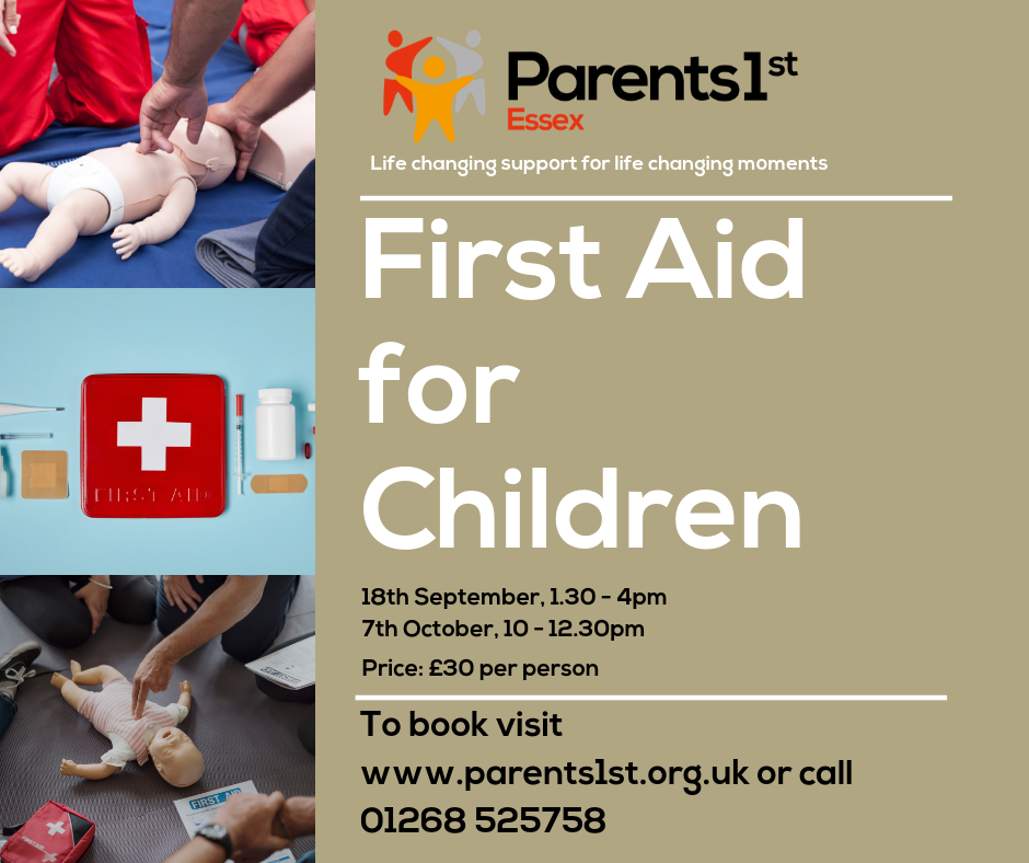First Aid for Parents