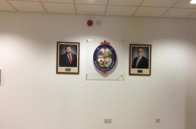 Hypocritical - council criticised for wasting cash on new display