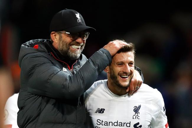 Adam Lallana earned Liverpool a point at Manchester United earlier in the season.