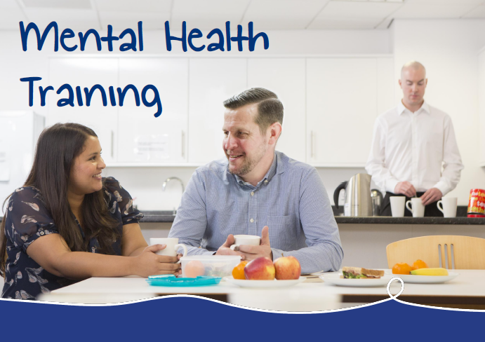 Wellbeing in the Workplace Training from Mid and North East Essex Mind
