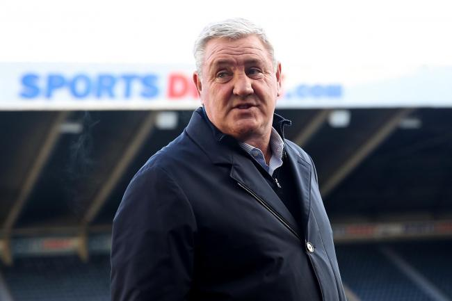 Newcastle head coach Steve Bruce started his coaching career at Sheffield United
