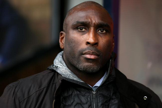 Sol Campbell is owed more than £180,000 by former employers Macclesfield, a High Court judge has been told