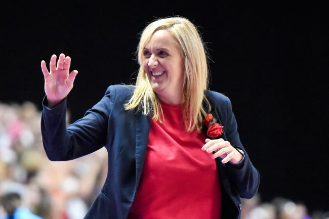 Former England Netball head coach Tracey Neville