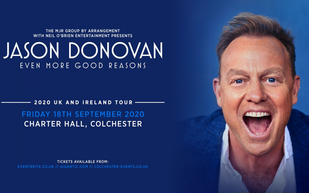 Jason Donovan - 'Even More Good Reasons'