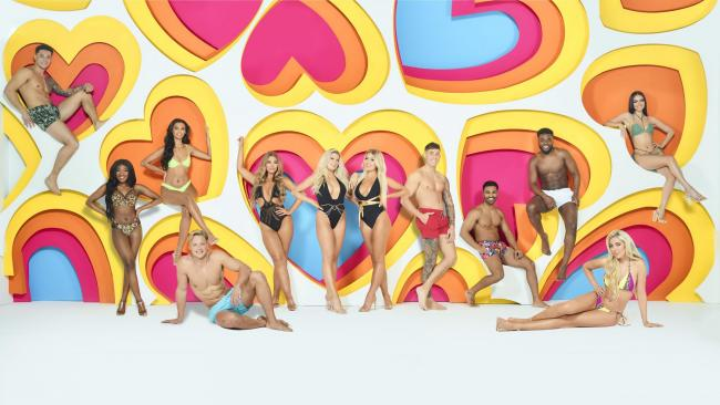 Love Island - the new series kicks off on Sunday