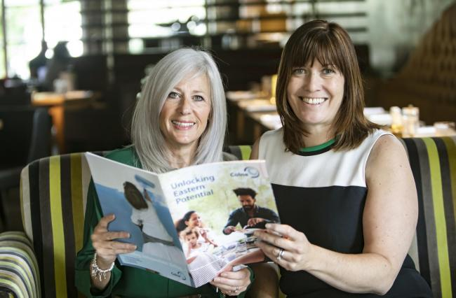 Emma Palmer (left) and Sara Thakkar will lead the new organisation if the merger goes ahead later this year