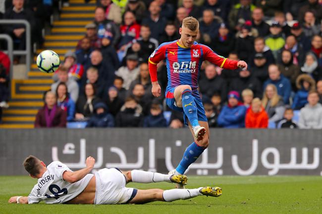 Crystal Palace's Max Meyer will miss the trip to Manchester City with an ankle injury