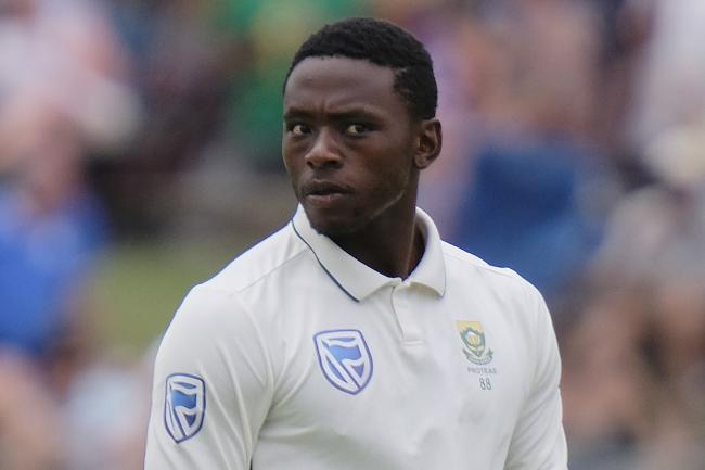 Kagiso Rabada is banned for the fourth Test