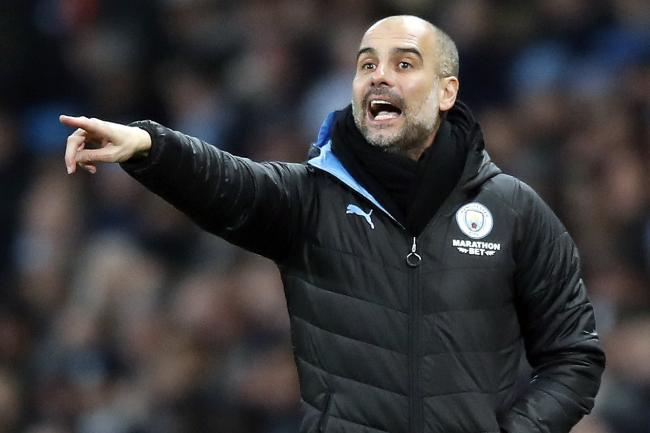 Pep Guardiola is focusing on other targets after falling well behind Liverpool