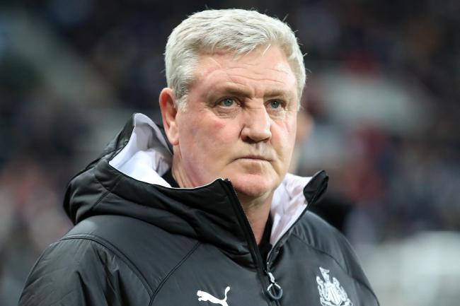 Newcastle head coach Steve Bruce is confident he has he backing of owner Mike Ashley