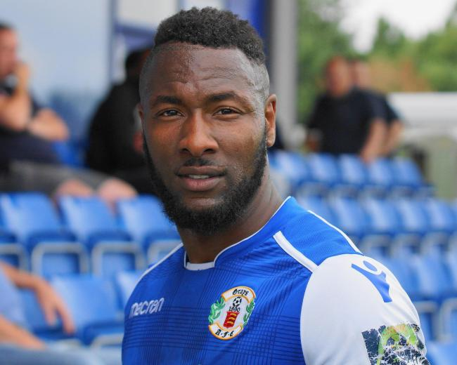 Pivotal - João Carlos guided Grays Athletic to a late victory over Great Wakering Rovers Picture: PETER JACKSON