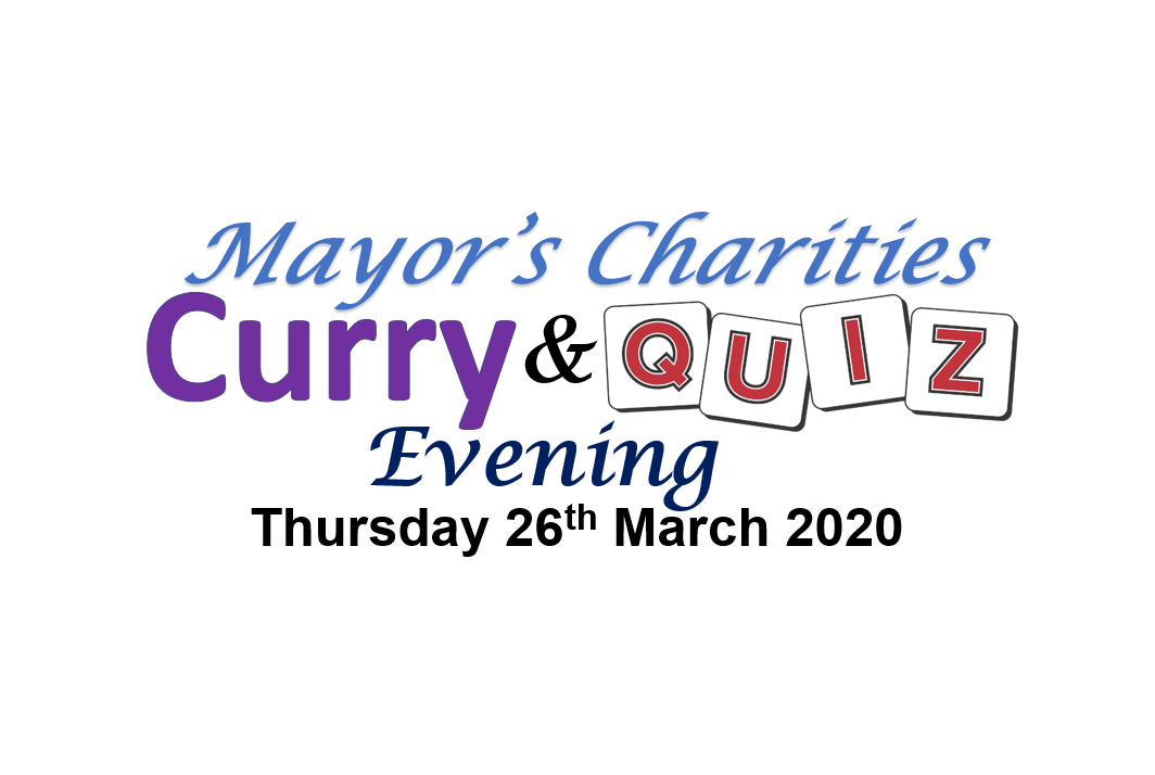 Mayor's Charities Curry & Quiz