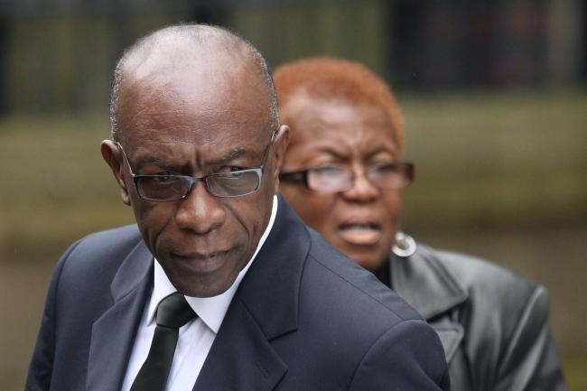 Jack Warner is alleged to have received bribes related to the 2018 World Cup vote