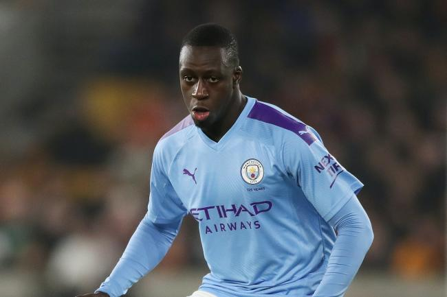 Manchester City's Benjamin Mendy cannot wait to get back to action