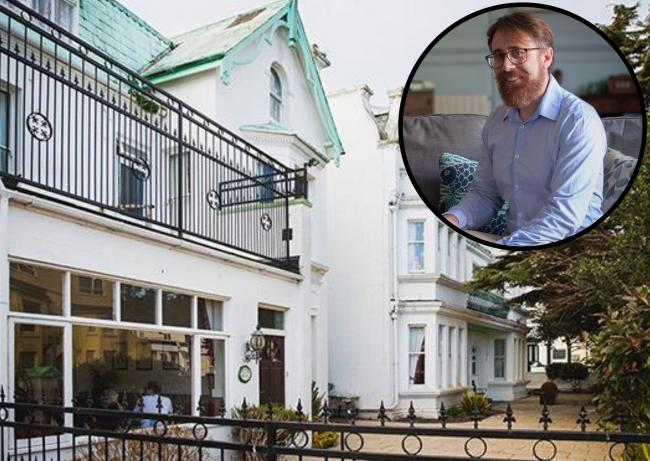 Care home - Edensor in Orwell Road, Clacton