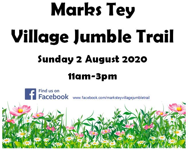 Marks Tey Village Jumble Trail