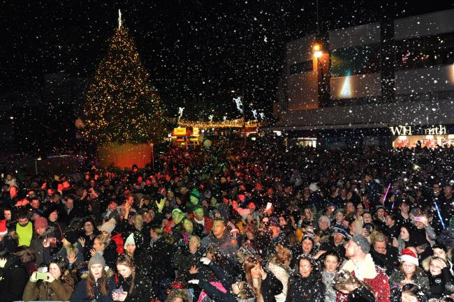 Christmas is cancelled: Southend's 2020 lights switch on shelved amid virus fears