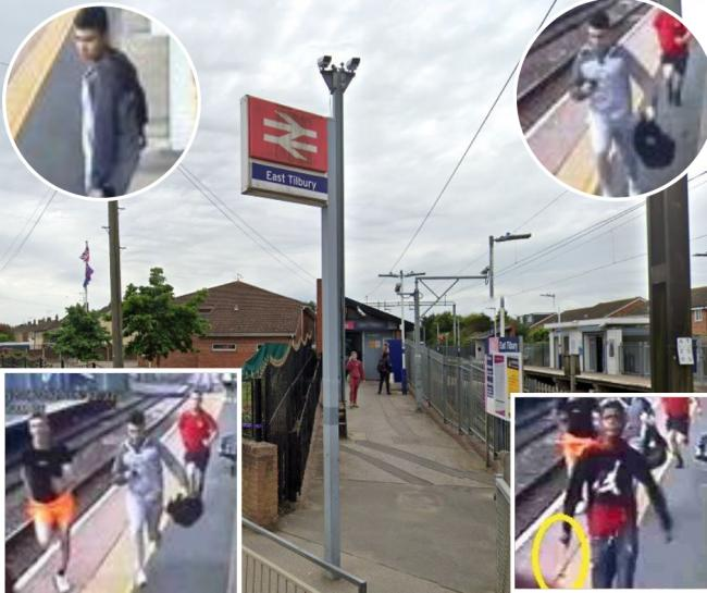 Man left with fractured skull after hammer attacked by a violent gang at station