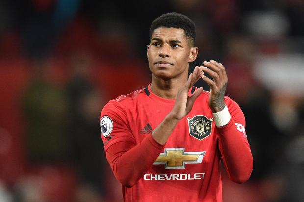 Thurrock Gazette: Mr Rashford, who forced a government U-turn on free school meal vouchers for eligible pupils over the summer holidays