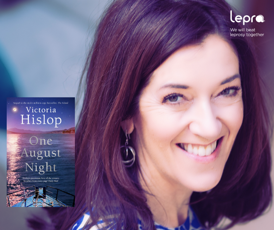 Victoria Hislop: One August Night, live virtual reading and discussion