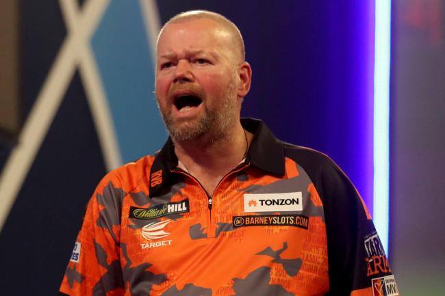 Raymond van Barneveld won on the Players Championship on his return to professional darts.