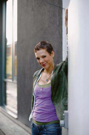 'Wobbly Girl' – Francesca Martinez will perform at Village Green on Saturday