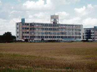 The Bata shoe factory in East Tilbury