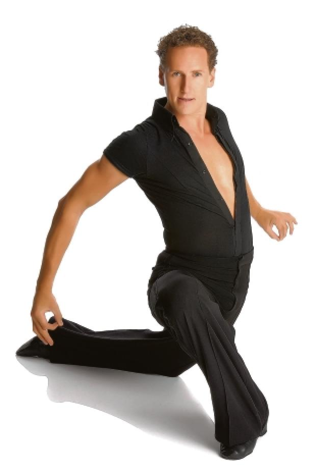 Villain, turned hero - Brendan Cole