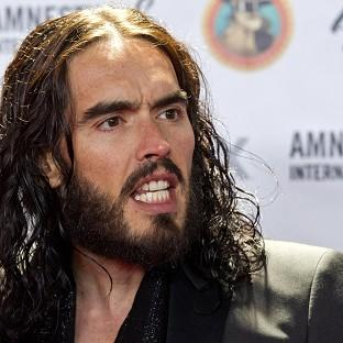 Russell Brand has been arrested and bailed in the US (AP)