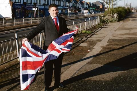 Cllr John Kent looks ahead to the Olympic torch procession