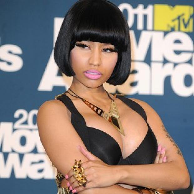Nicki Minaj said she didn't expect to attract younger fans