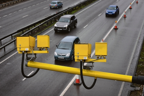 Speed cameras could be put up on the A13