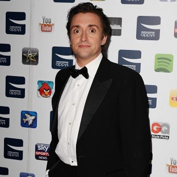 Richard Hammond will play prankster in his new TV show
