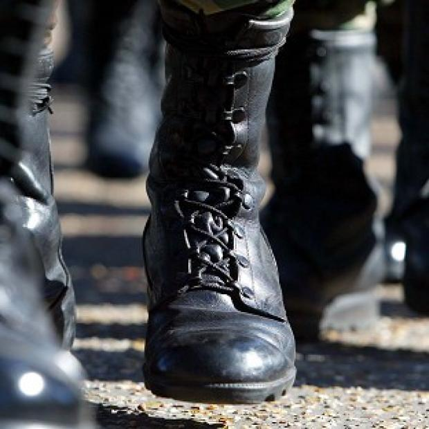 The Ministry of Defence plans to cut its civilian workforce by 29,000 and military personnel by 25,000