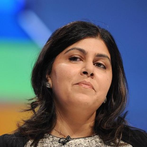 Baroness Warsi is facing allegations she claimed for overnight accommodation when staying at a friend's house rent-free