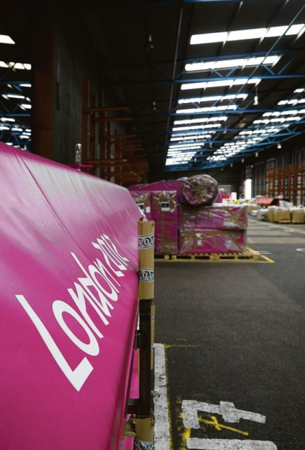 Port warehouses prove essential to the Olympics