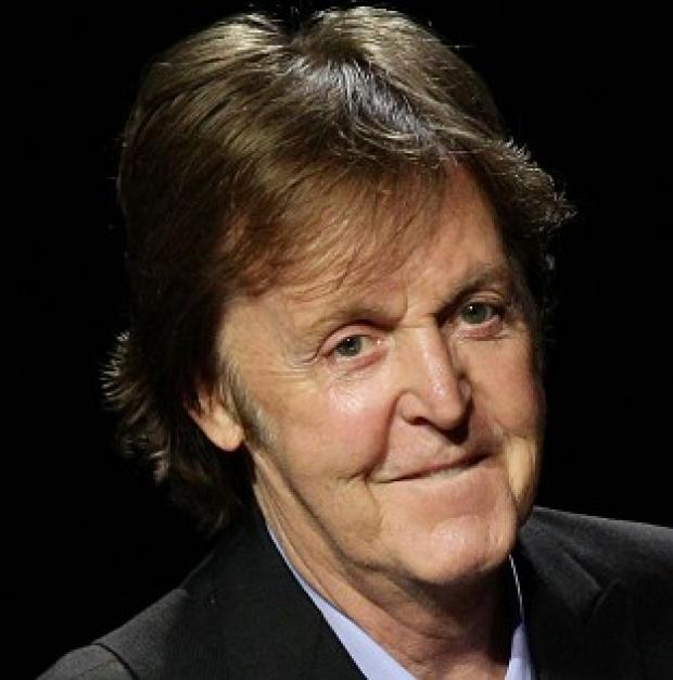 Sir Paul McCartney has visited John Lennon's old art college